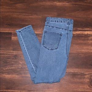 Forever 21 Skinny Jean In Size 30